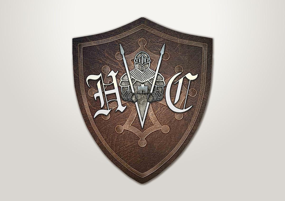 Création graphique Logo Hôstellerie du Vieux Cordes